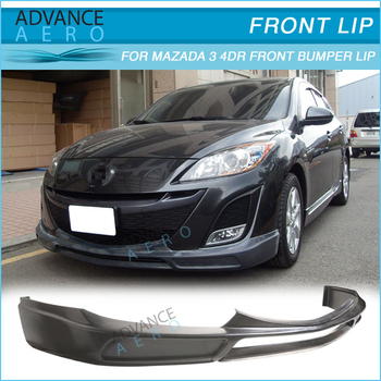 Perfect FOR 2009 2010 2011 MAZDA 3 POLY URETHANE TYPE K PU AUTO PARTS CAR  ACCESSORIES