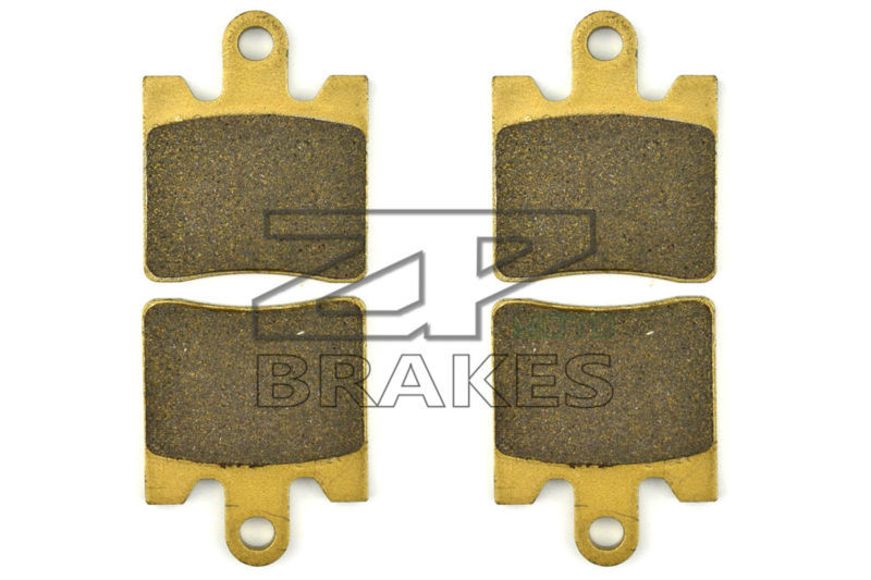 Motorcycle Organic Brake Pads For Fits YAMAHA FJR 1300 A/ABS 2006-2014 Front OEM New High Quality Free shipping