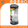 PVC Plastic Cylinder Packaging Box for Toy Packaging