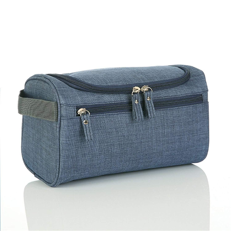 1541c98d8d Get Quotations · Hoxekle Hanging Cosmetic Unisex Bag Beauty Makeup Bag  Travel Portable Cosmetics Organizer Men Bath Waterproof Washbag