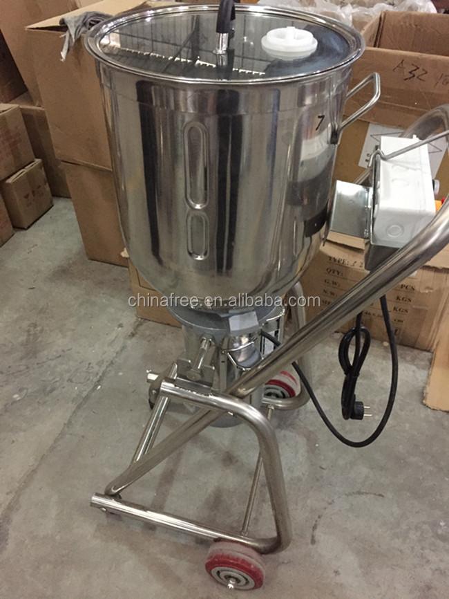 Industrial de aço inoxidável fruit blender/blender/misturador de gelo liquidificador