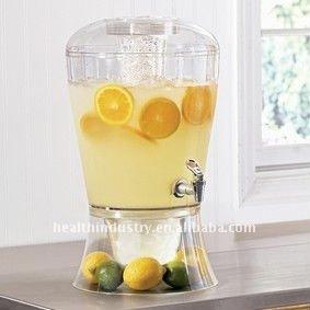 distributeur de boissons en verre avec robinet 22 buy distributeur de boissons en verre. Black Bedroom Furniture Sets. Home Design Ideas