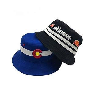 857a397f01b Custom design quality black 100% cotton bucket hats custom bucket hat  fedora hat