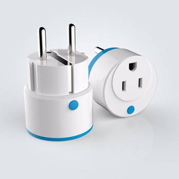 Battery Powered Outlet >> Z Wave Power Plug Eu Us Type Smart Power Outlet Socket Compatible With Smarthings Gateway Buy Power Outlet Socket Power Switch Socket Outlet