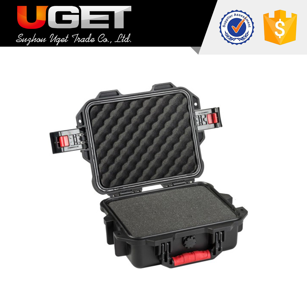 Sturdy whenever on flight safety shockproof plastic tool case