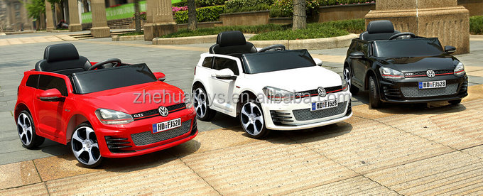 VW License Ride on Car Remote Control Cars for Kids