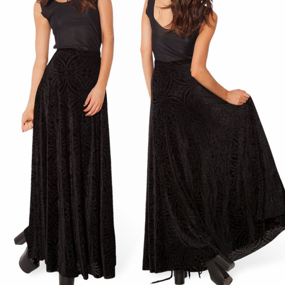 A structured and super flattering A-line skirt Elasticized waist Pull-on silhouette, no closures 25