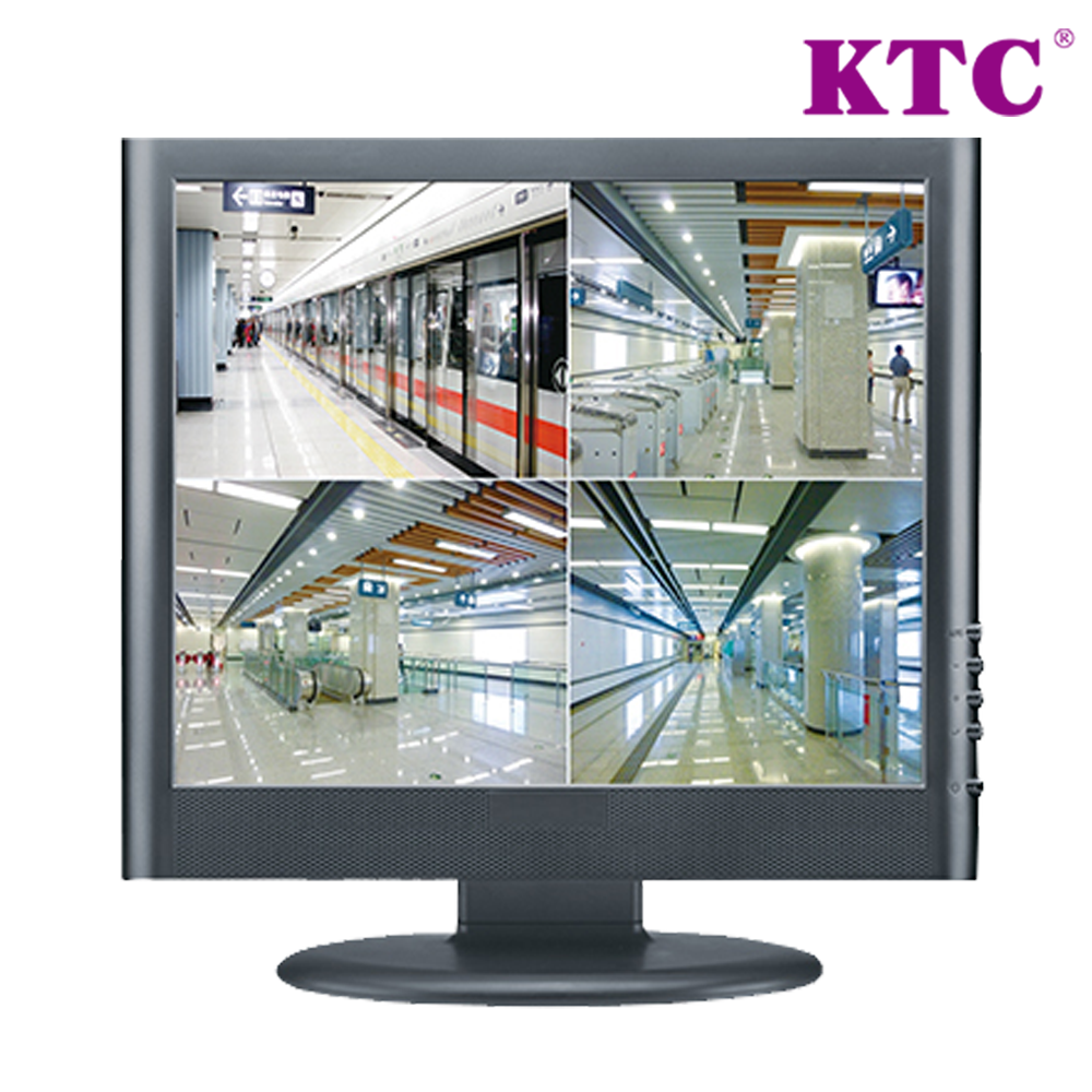 19 Inch CCTV Monitor for Security SystemMonitor