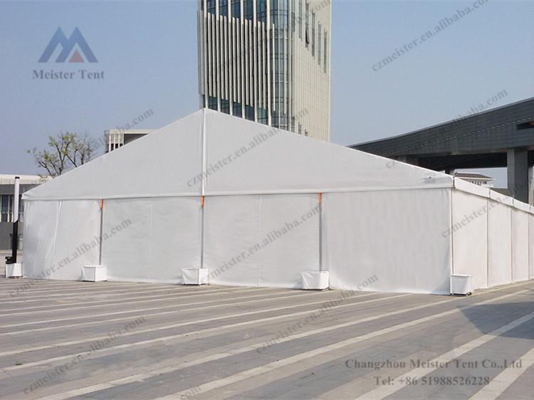 Tenda para festas de casamento de 500 pessoas resistente 20x30m
