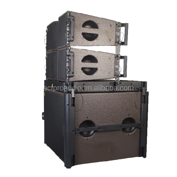 KR208 Kudo K1 K2 Linie Array Professional Audio Line Array Lautsprecher Aktive PA Bühne Lautsprecher