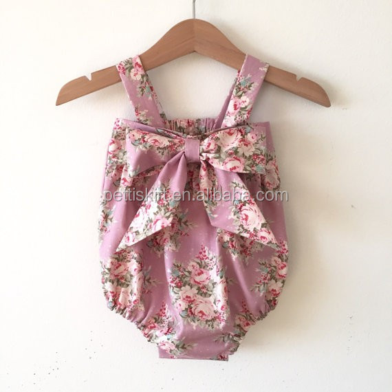 baby frock designs patterns print floral vintage
