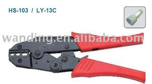 HS-103 Hand crimping tool for insulated closed terminals only