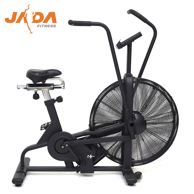 Jada AB001 New Commercial Indoor Body Fit Exercise Air Bike Gym Equipment Trainers Machine