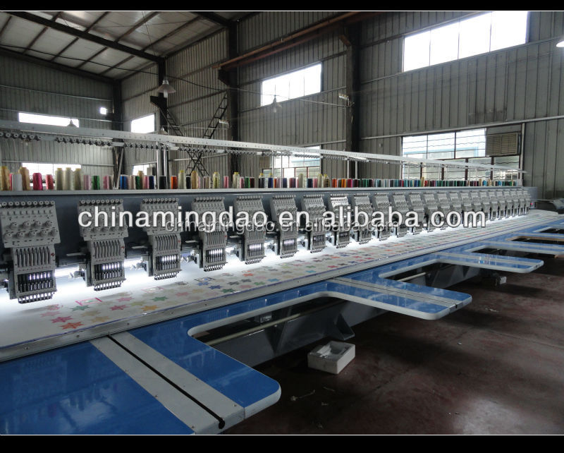 ZGM high speed embroidery machine