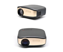Cheerlux 1200 Lumen Video Mini C6 Projektor Für Volle HD 800x480 Android Projektor Mit WIFI
