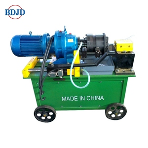 Cold heading machine and thread rolling machine in stock