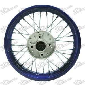 Mini Dirt Bike Motorcycle Hub Steel Rim