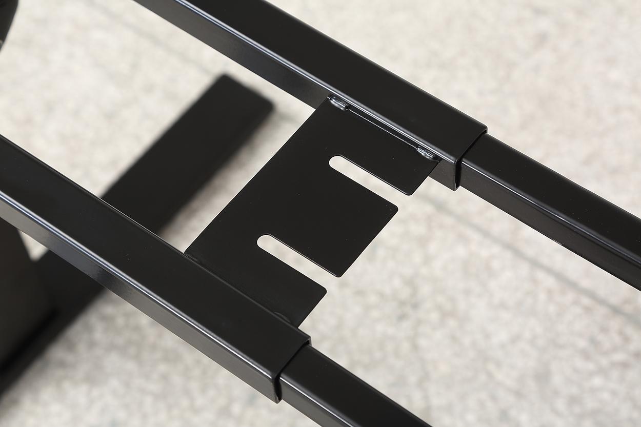 Américain ashly meubles réglable en hauteur bureau matériel avec