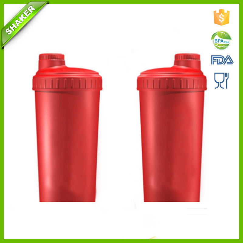 china Plastic protein Shaker bottle Mix nutrition powder