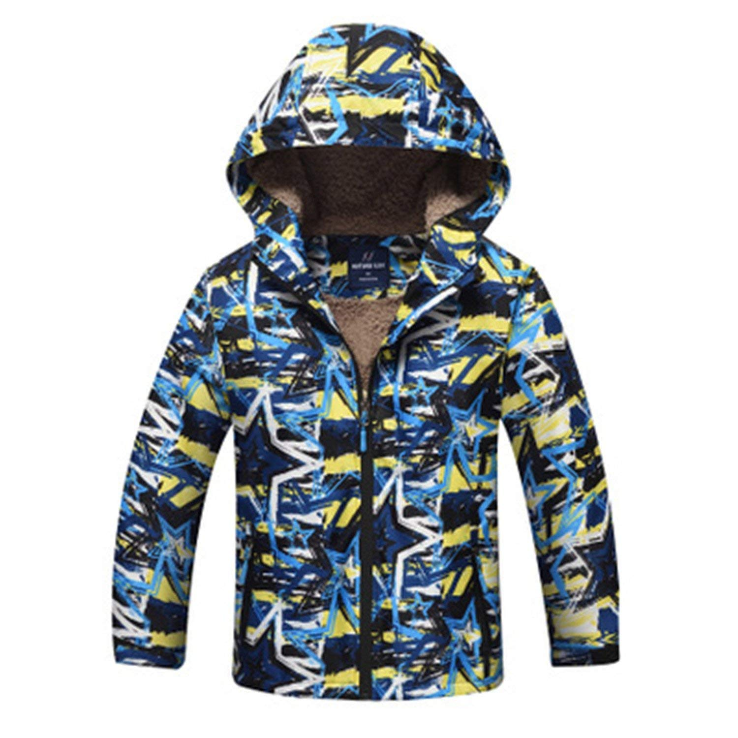 Daniel Galsworthy Kids Toddler Boy Jacket Coat Spring Autumn Hooded Windbreaker Outfits