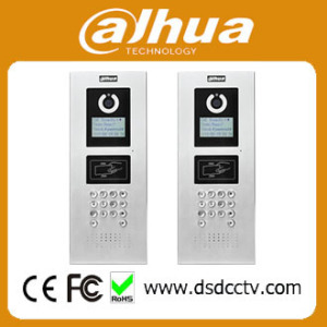 Dahua Video Intercom VTO1210A-X Video Door Phone Building intercom Apartment Outdoor Station System