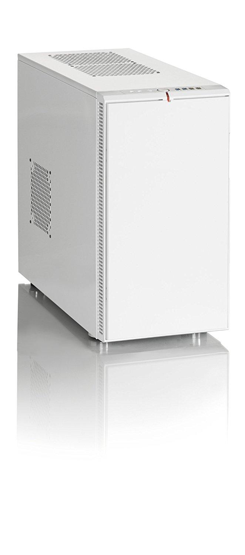 Fractal Design Define R4 Cases, Arctic White (FD-CA-DEF-R4-WH-W)