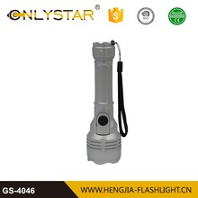 Hot sales factory supply fast track flashlight torch most powerful 1w led highlight torch