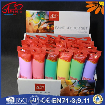 student quality suit for kids hobby acrylic paint