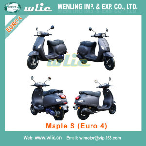 2018 New chinese quality manufacturer direct scooter pocket bike new patent classic 50cc for sale Maple S 50cc/125cc