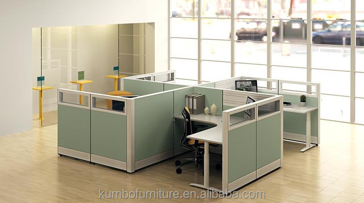cubicles installation workstation wood material T10