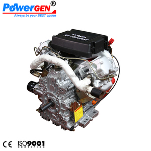 Best Seller !!! POWER-GEN Air Cooled V2 Type 2 Cylinder V Twin 25HP Diesel Engine for UTV