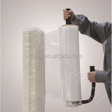 LLDPE Casting Wrap Film Tranparent Pallet Stretch Wrap Film