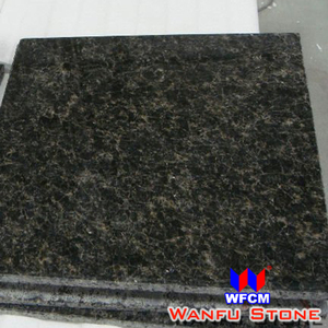 Verde Ubatuba Granite Tile For Indoor Floor