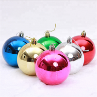 Christmas Hanging Tree Decoration With Ball For Party