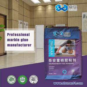 Non Slump White Tile Cement for tiles, marbles and stones