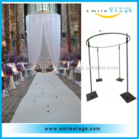 Diy Pipe And Drape Round For Wedding Product On Alibaba
