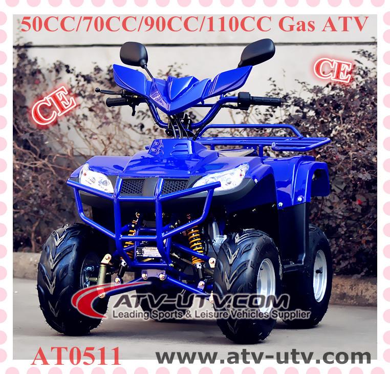 50cc/70cc/90cc/110cc Sport Atv,Kawasaki Atv 90cc,Quad Atv 110 - Buy