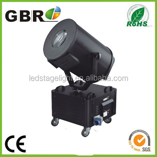 IP54 3000w sky rose /Sky Beam Search light