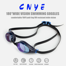 Trendy swim training diving triathlon adult swim goggle, anti fog swim mask water glasses sports goggle