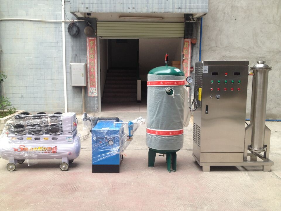factory manufactured industrial water ozone sterilizer for water treatment plant
