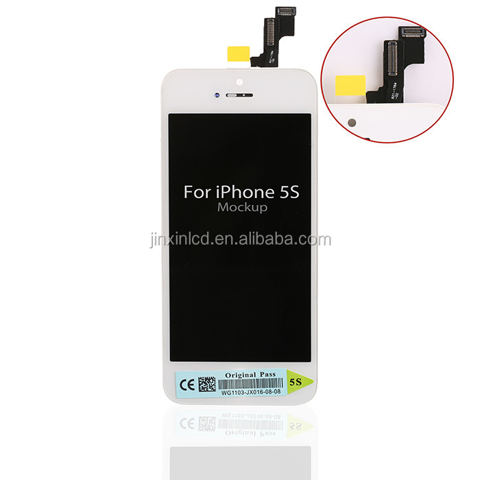 [JX] AAA+ Tianma LCDfor iphone 5s lcd,Factory Outlet for iphone 5s lcd screen