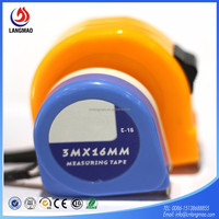 China high quality measur tape 3m 10ft manufacturer with ISO long service life