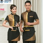 2019 hotel staff uniform design