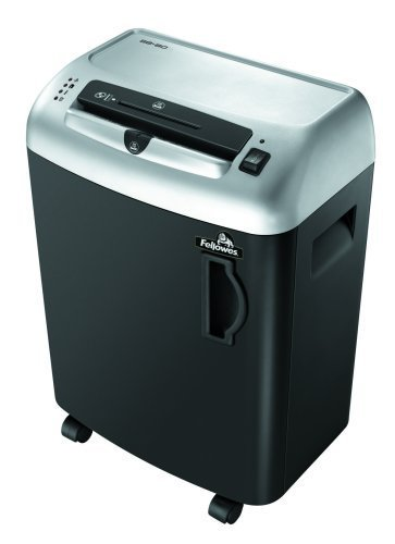 Fellowes Refurbished Powershred Heavy-Duty SB-80 Strip-Cut Shredder, 18 Sheet Capacity - FEL3219001