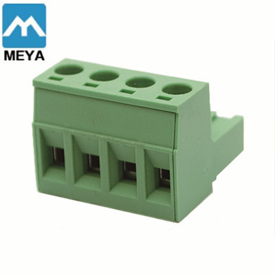 2.5mm 3.5mm 3.81mm 5.0mm 5.08mm pitch plastic terminal block