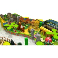 Kids indoor playground modern amusement park rides for sale