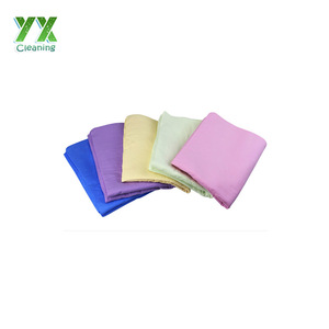Custom PVA Water Absorbing Cloth For Car Cleaning