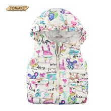 font b Children b font Clothing font b Winter b font Outerwear Coats Animal Graffiti
