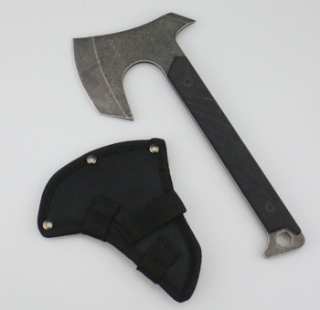 Camp and outdoor, 420 blade, G10 handle tactical Axe
