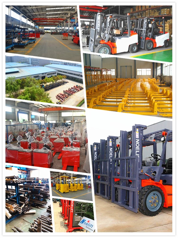 2 Ton Walk Behind Pallet Stacker Electric Forklift Price 1: Electrical Transpallet Walk-behind Pallet Stacker/electric